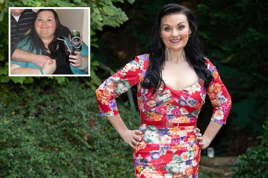 Super slimmer dropped 17 stones after being told she could be dead within a  year