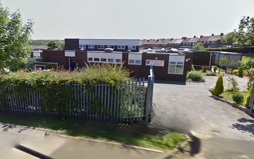 Cotsford Infants School, in Horden, could merge with Cotsford Junior School