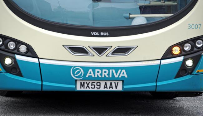 Residents complained about the Arriva number 56 bus and set up a meeting to discuss the concerns