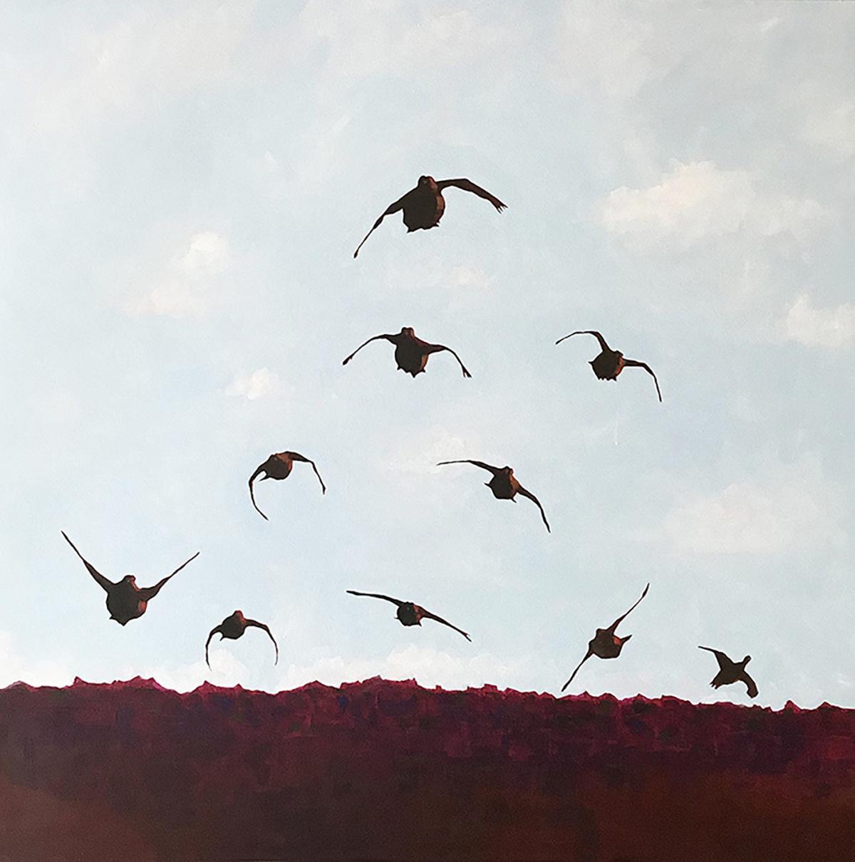 Inspiration all around - we speak with Richmondshire artist Tim ...