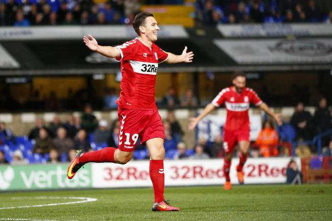 Blackburn have won race to land Boro's Stewart Downing
