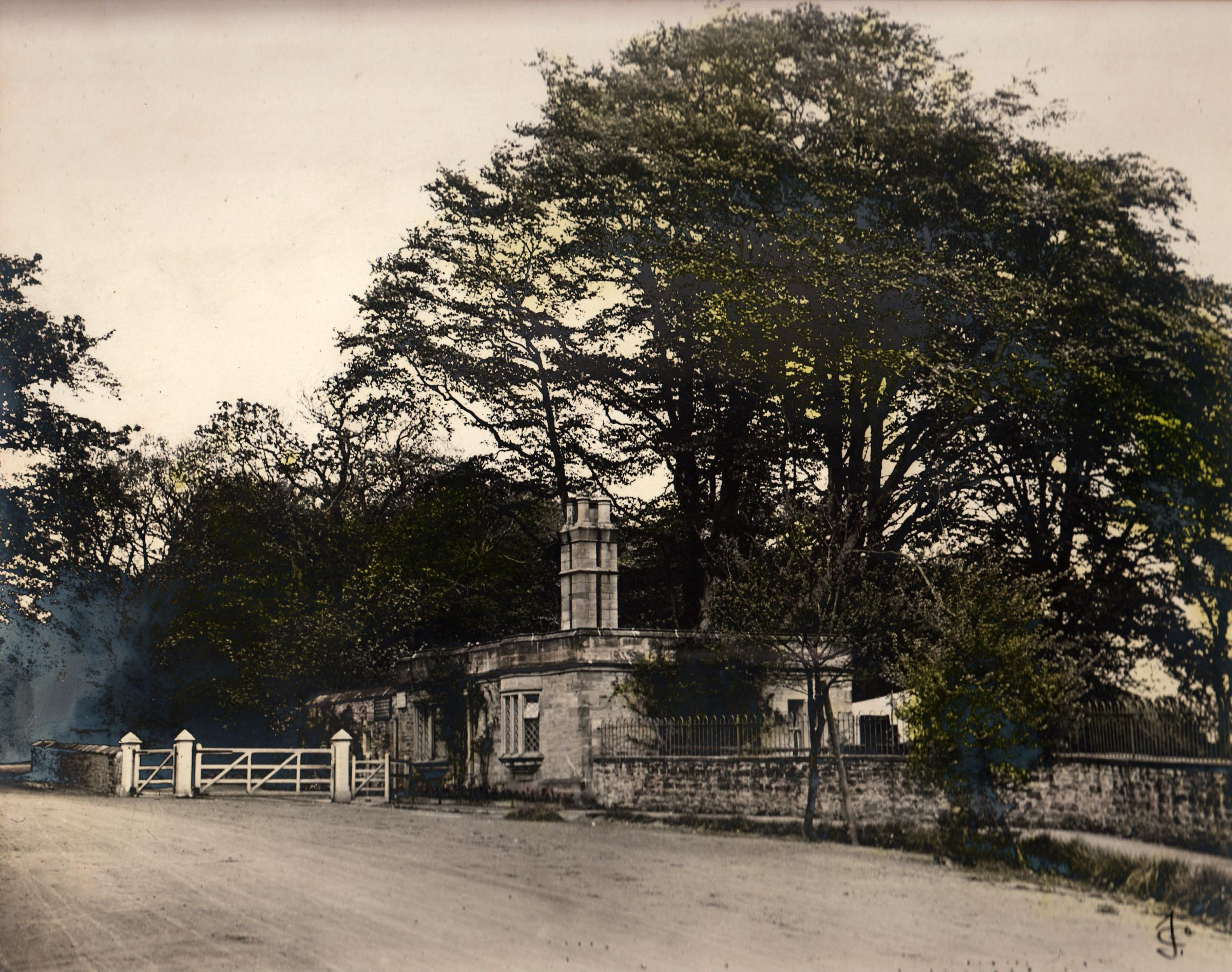 MYSTERY PICTURE: Where was this lodge in the south Durham and Darlington area?