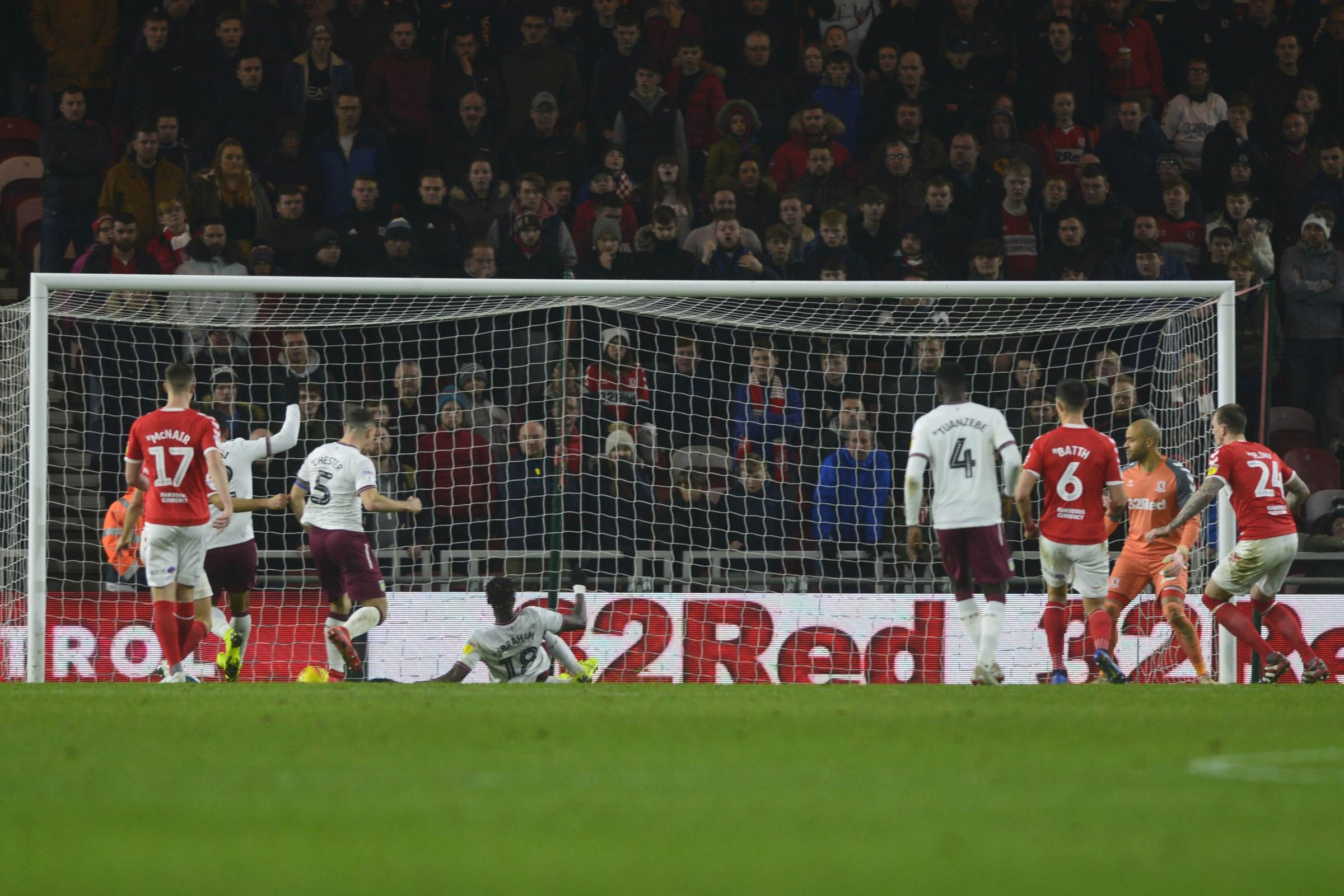 'Let's focus on games rather than January sales' says Boro's Downing