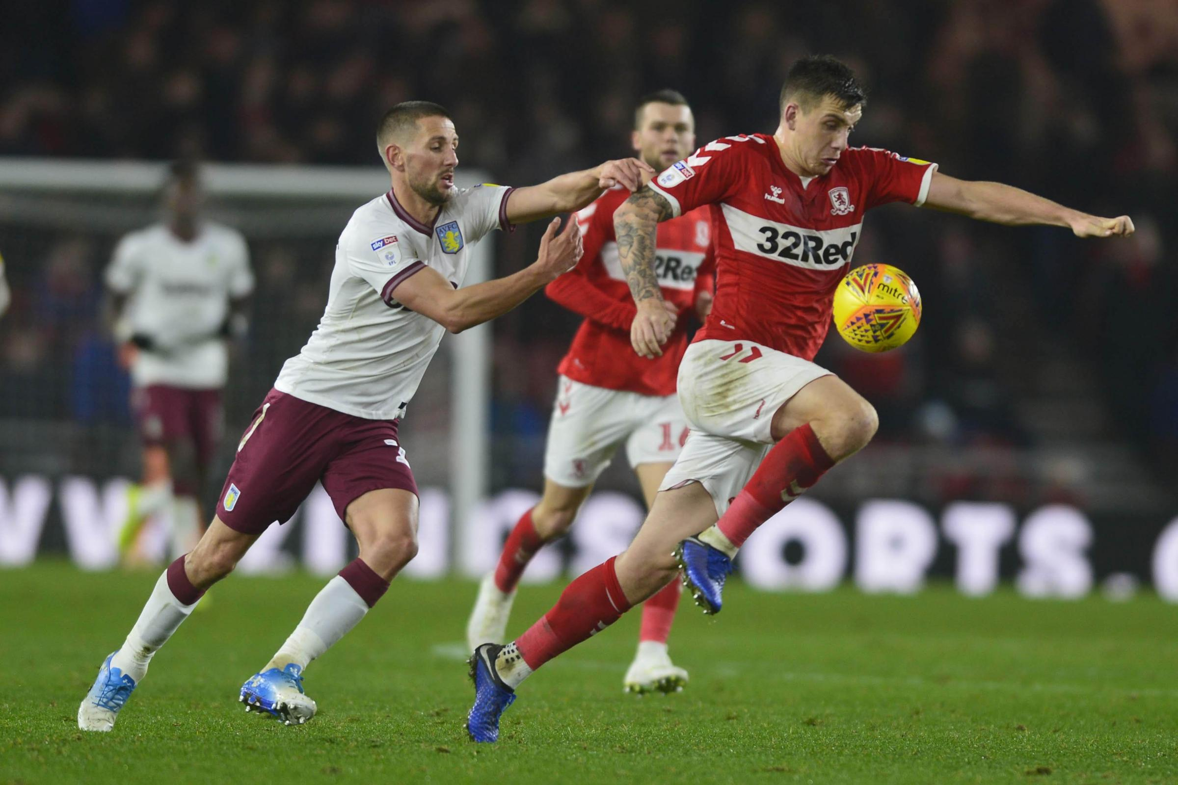 Villa show Boro exactly what quality is required