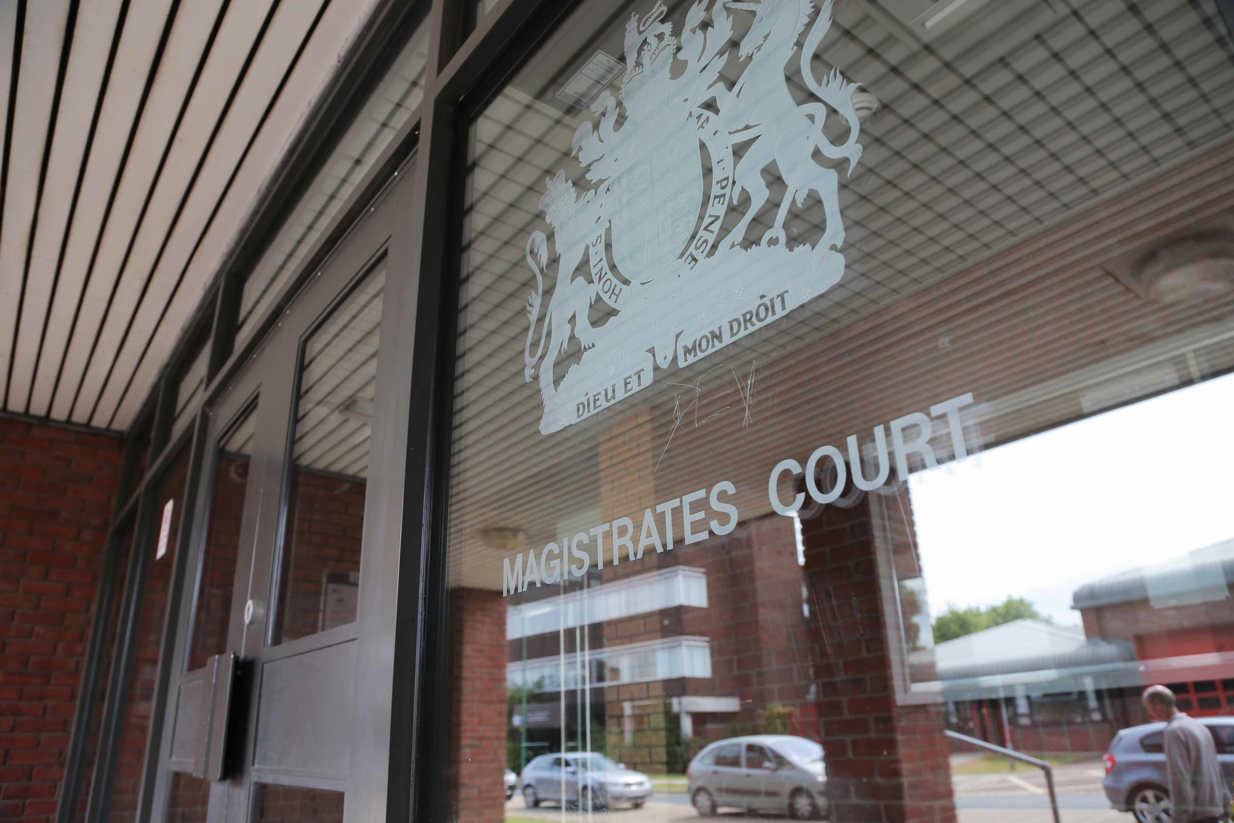 The case for Mr Cottrell, of 18 Sandringham Avenue, in Whickham, near Newcastle, was heard at Newton Aycliffe Magistrates' Court yesterday morning.