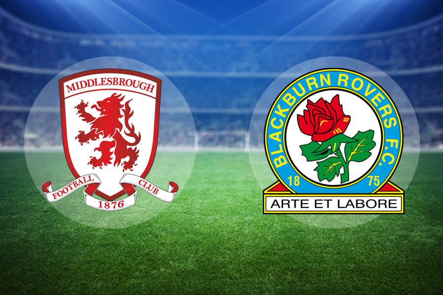 LIVE: Middlesbrough vs Blackburn Rovers