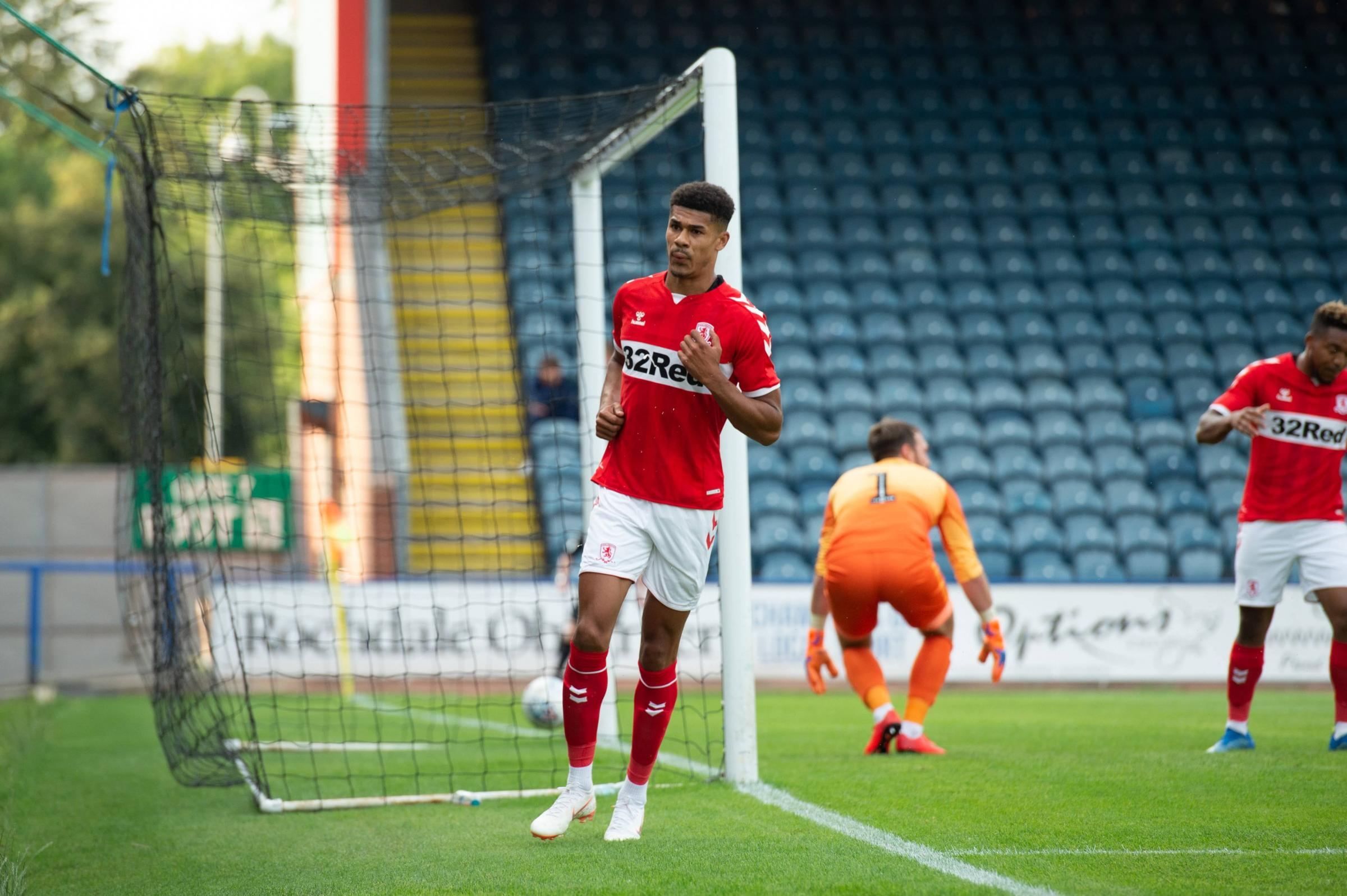 Boro boss keen to give Fletcher another chance to impress