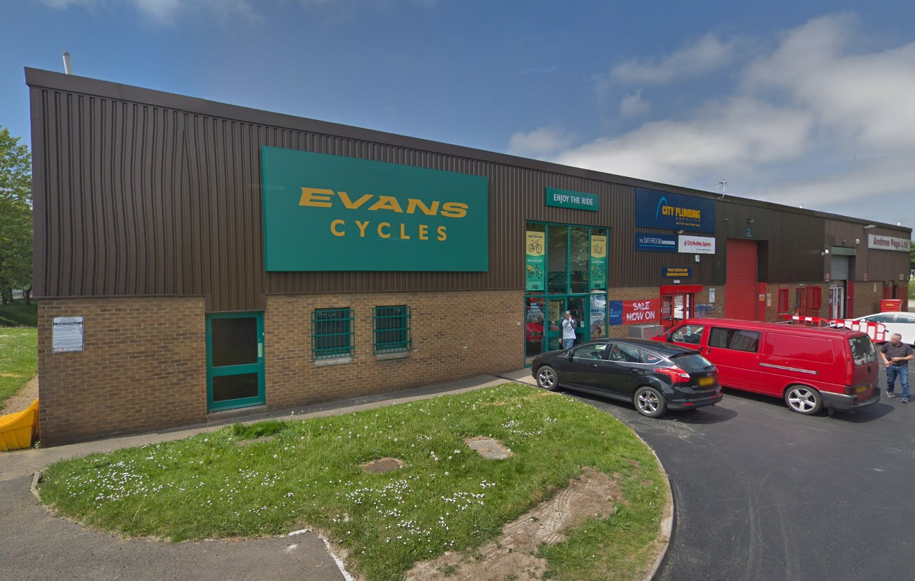 The Durham branch of Evans Cycles has been earmarked for closure Picture: Google