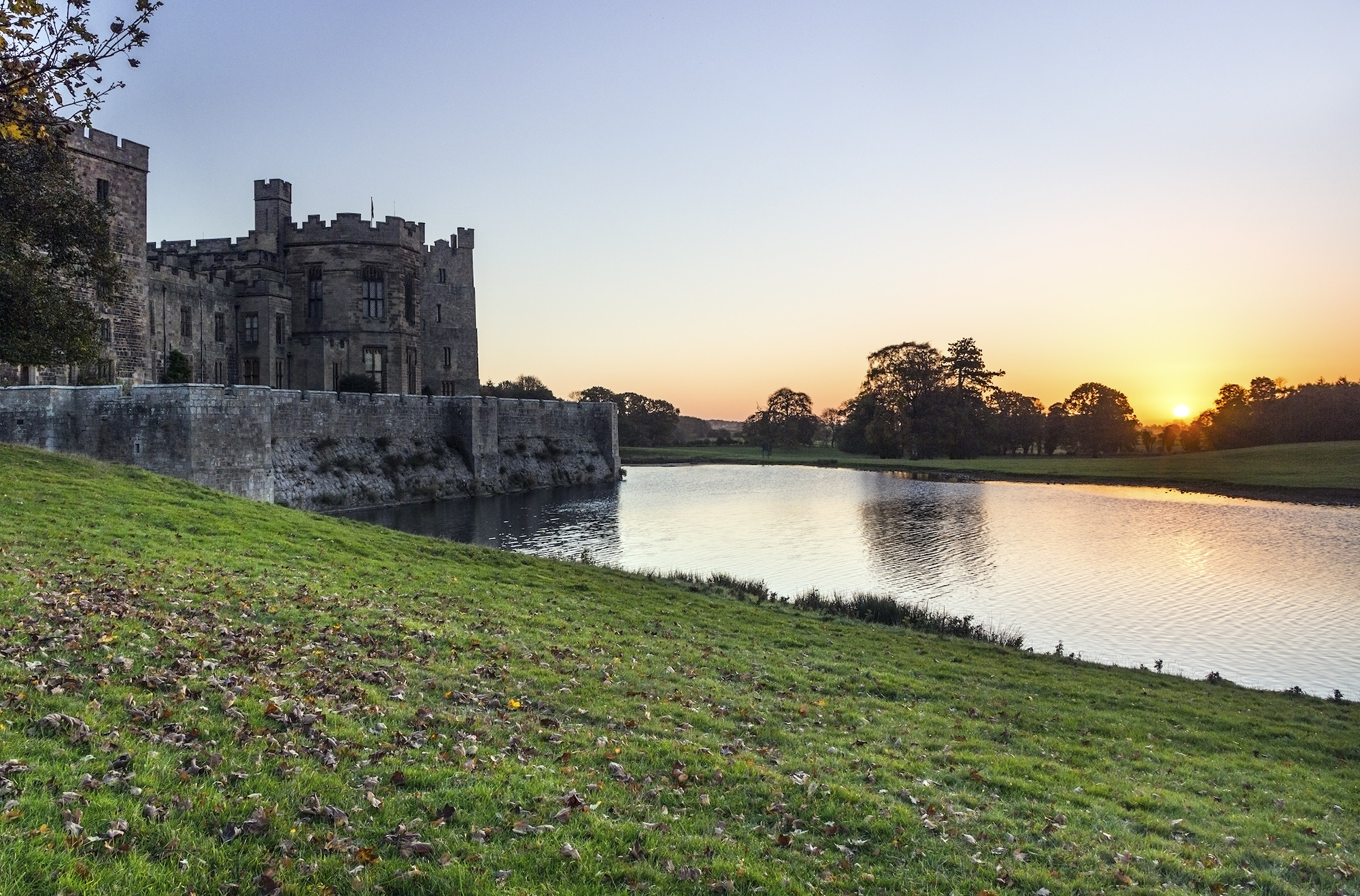 POPULAR ATTRACTION: Raby Castle welcomed more than 10,000 visitors at the weekend