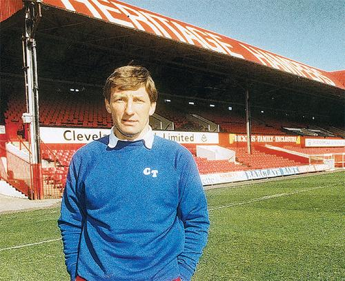 The Northern Echo: FIRST JOB: Todd was appointed Middlesbrough boss at Ayresome Park in 1990