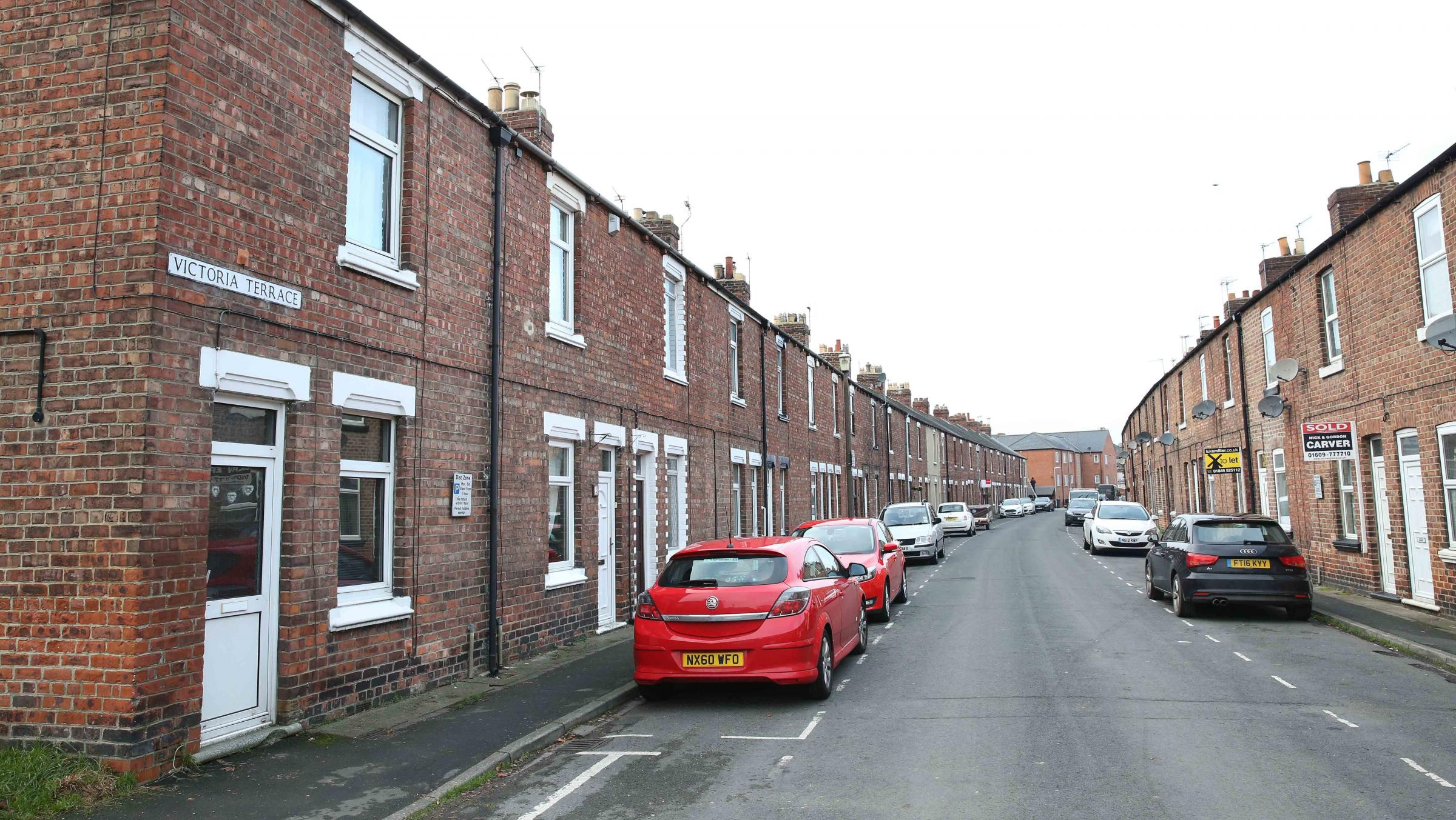 Parking Permit Price Hike Angers Northallerton Residents The