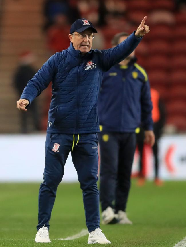 Players far too quick to leave claims Boro boss Pulis | The