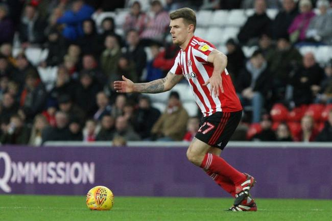 NEW DEAL: Sunderland midfielder Max Power