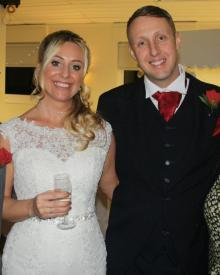 MR AND MRS C BURNEY