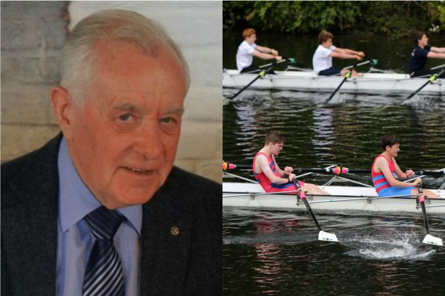 SAD LOSS: Keith Yates, who was the comment-ator at Durham Regatta for more than 40 years