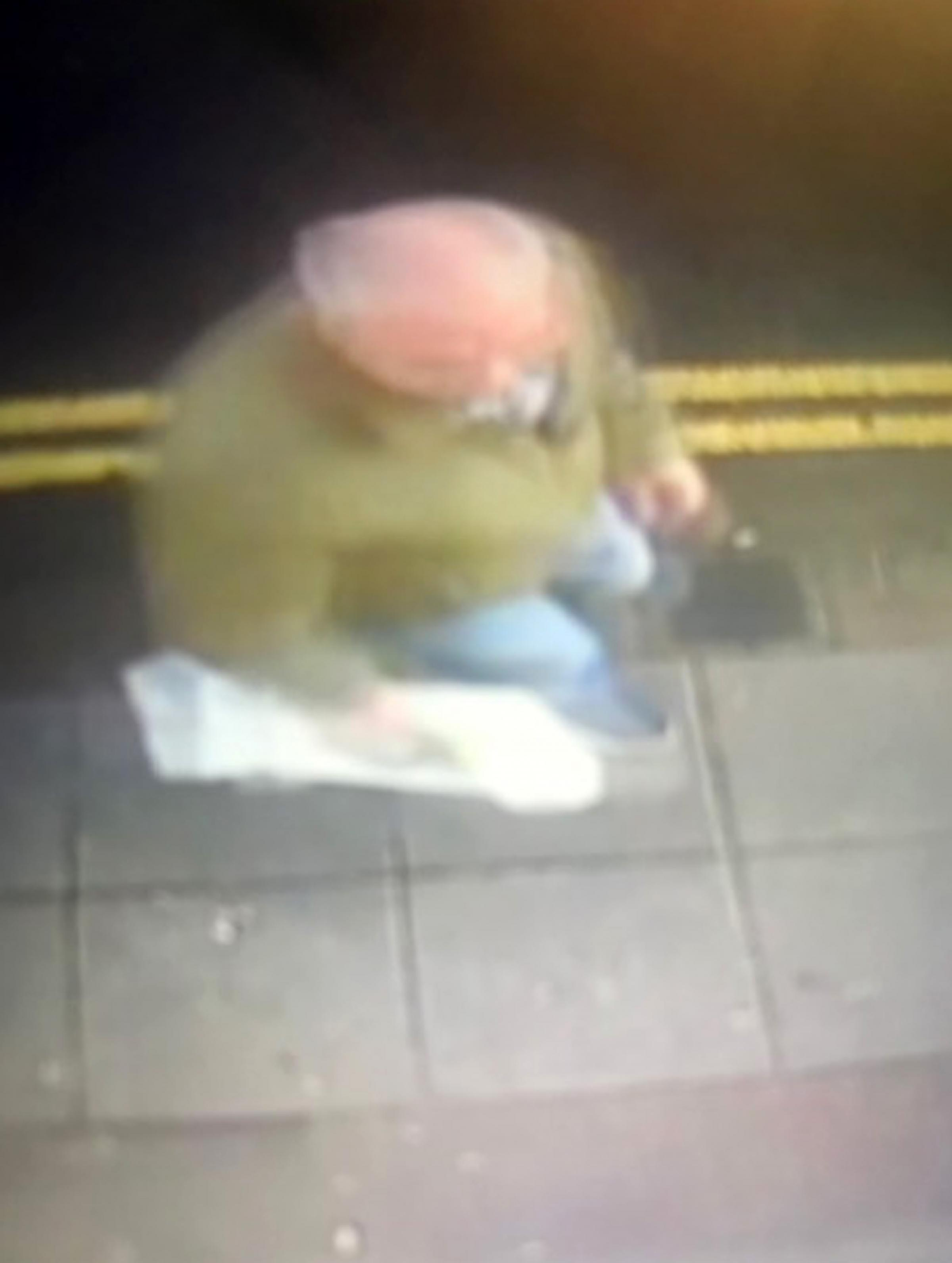 MAN WANTED: Police would like to question this man in connection with a theft in Hetton-le-Hole