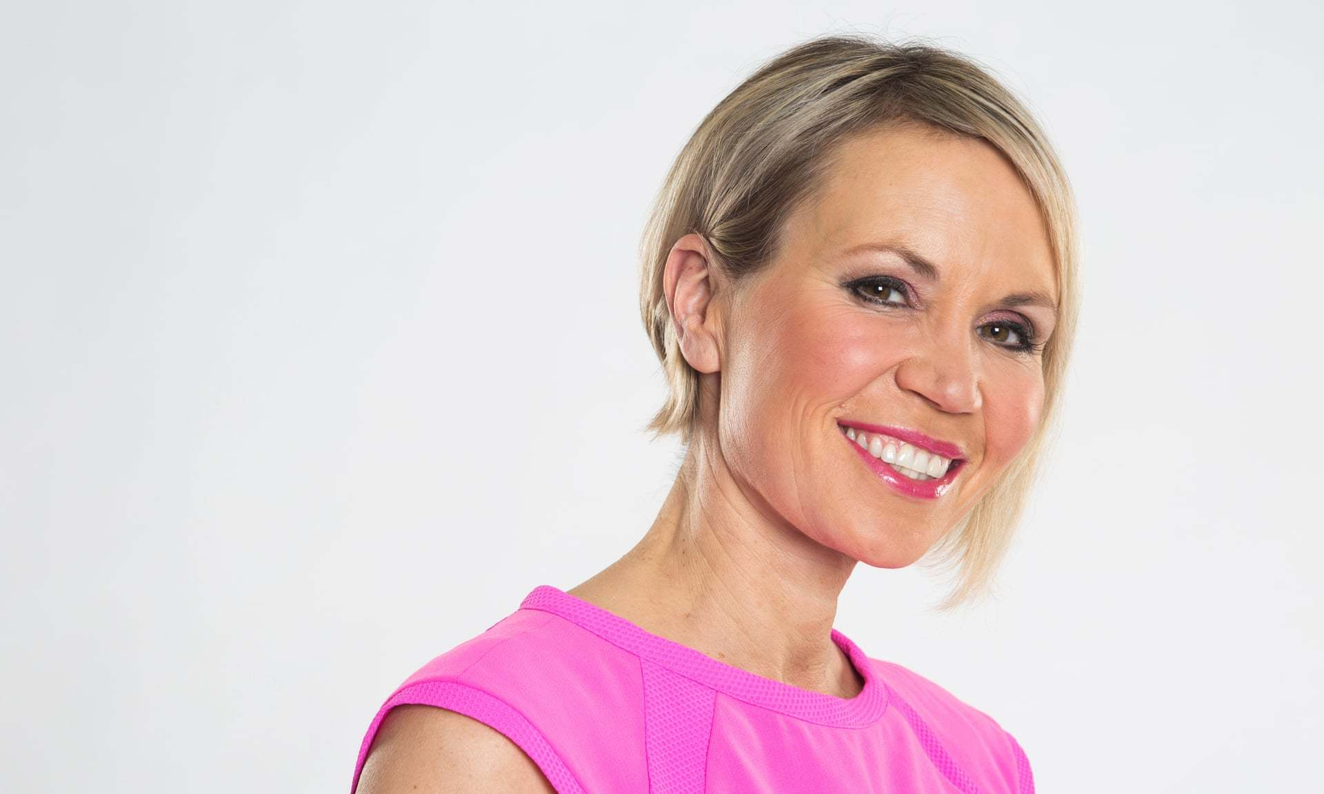 LOVED PRESENTER: Dianne Oxberry has died aged 51 Picture: BBC