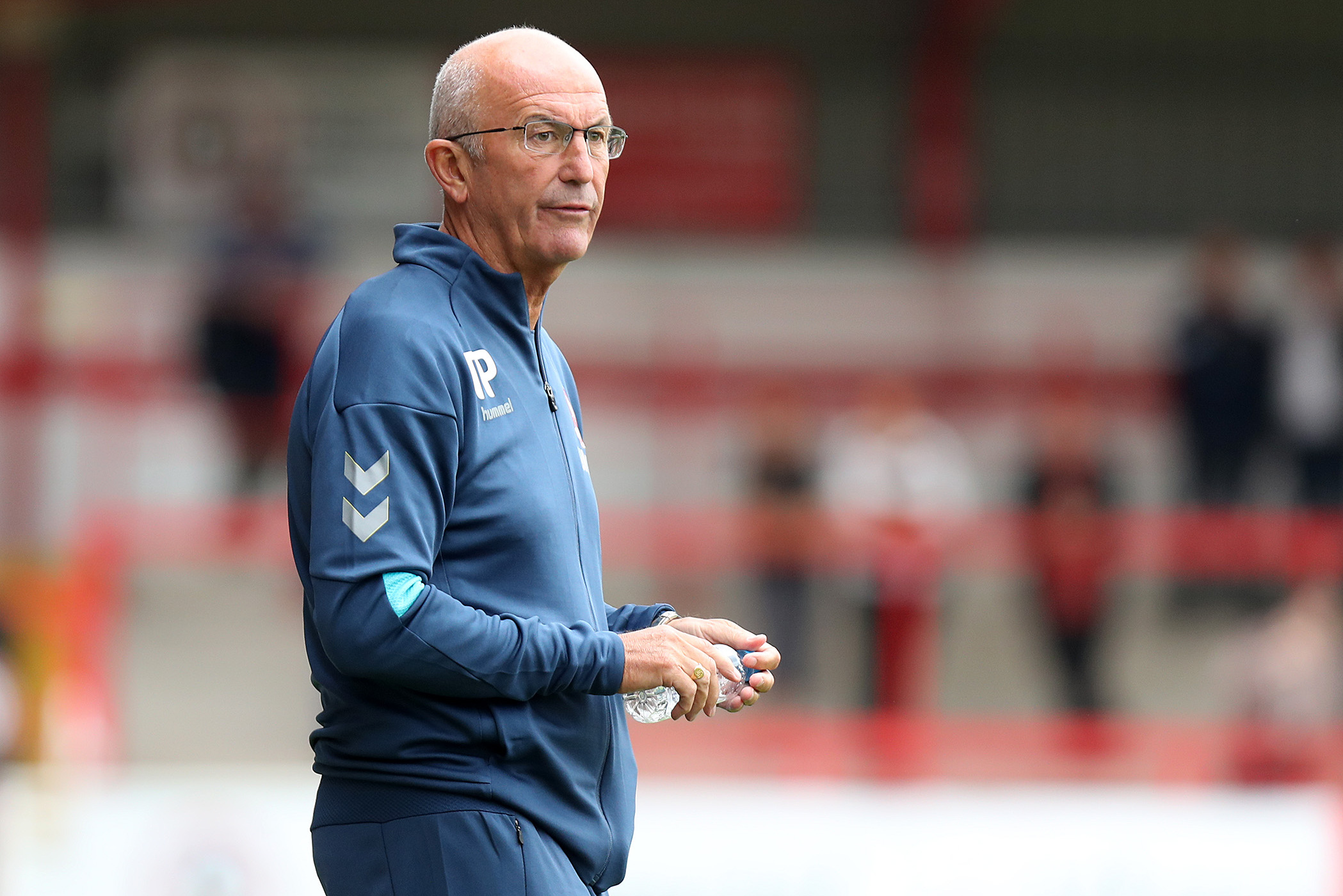 Tony Pulis explains how his off-field changes have improved things at Middlesbrough