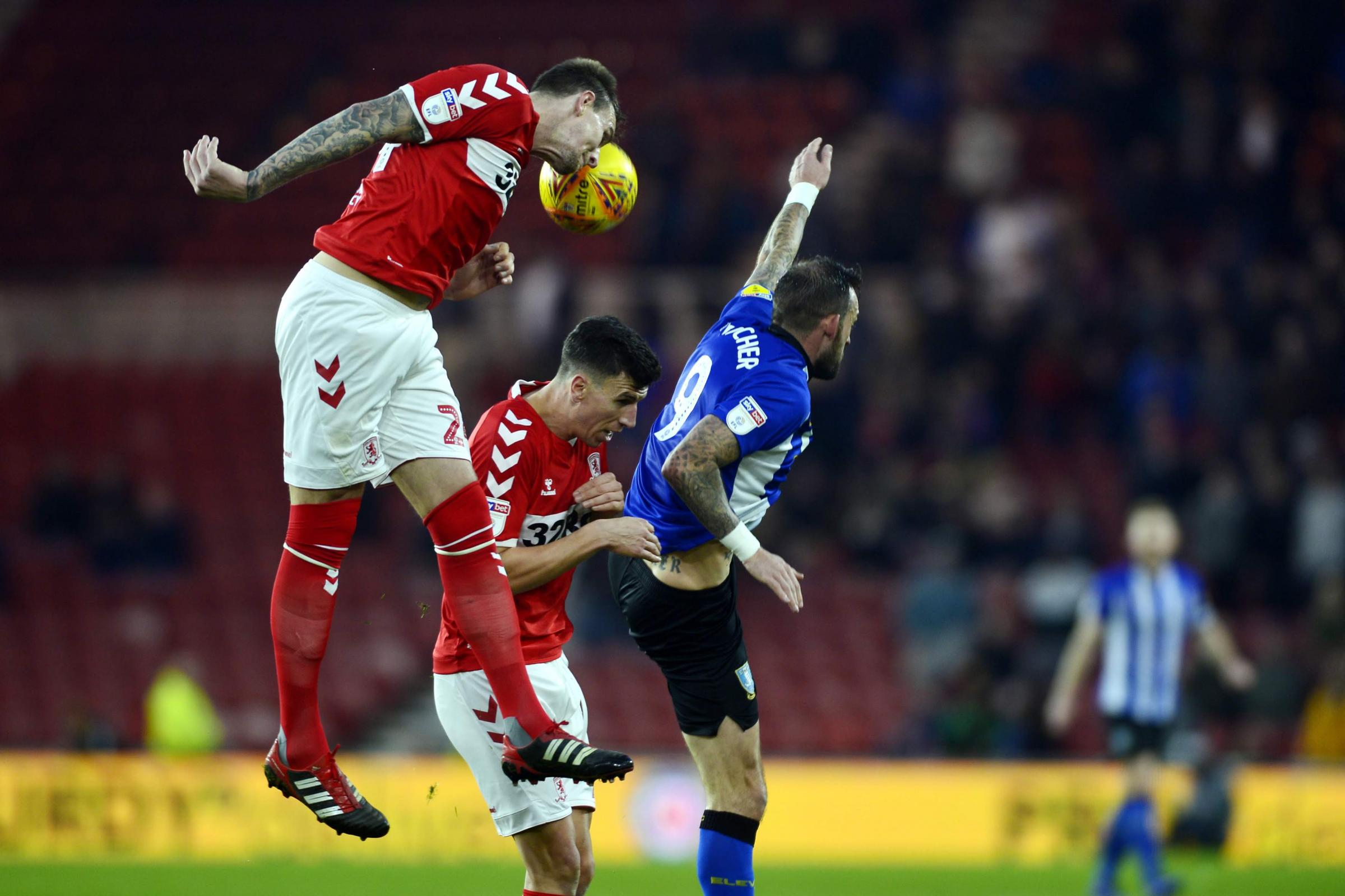Flint and Shotton back in contention for Middlesbrough's clash with Millwall