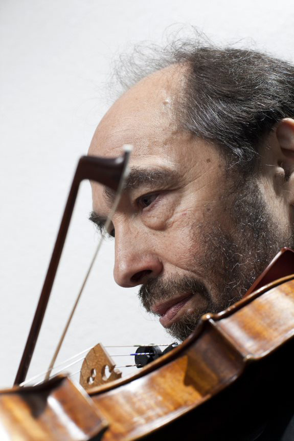 LAST LARK: Bradley Creswick to have last Lark as Royal Northern Sinfonia leader Picture: MARK SAVAGE
