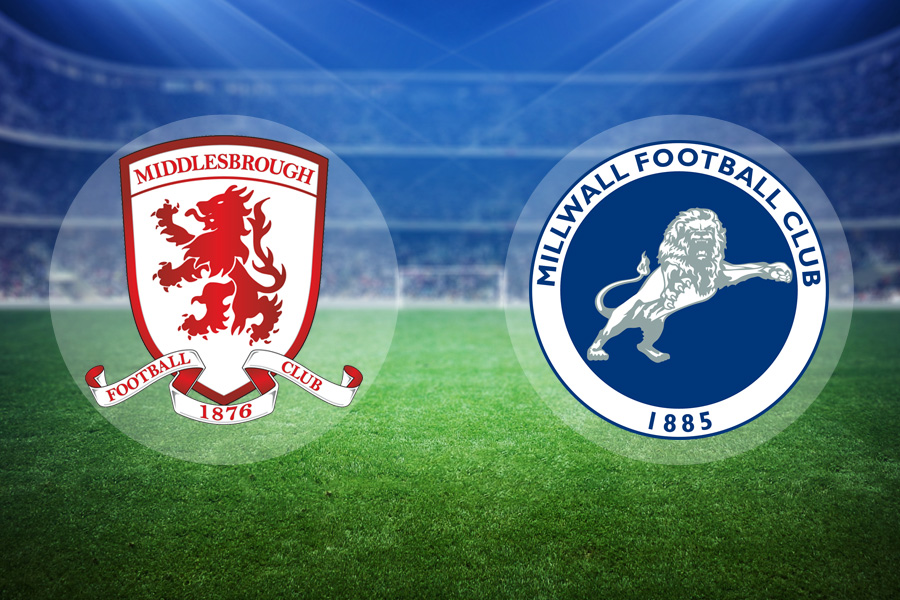 LIVE: Middlesbrough vs Millwall