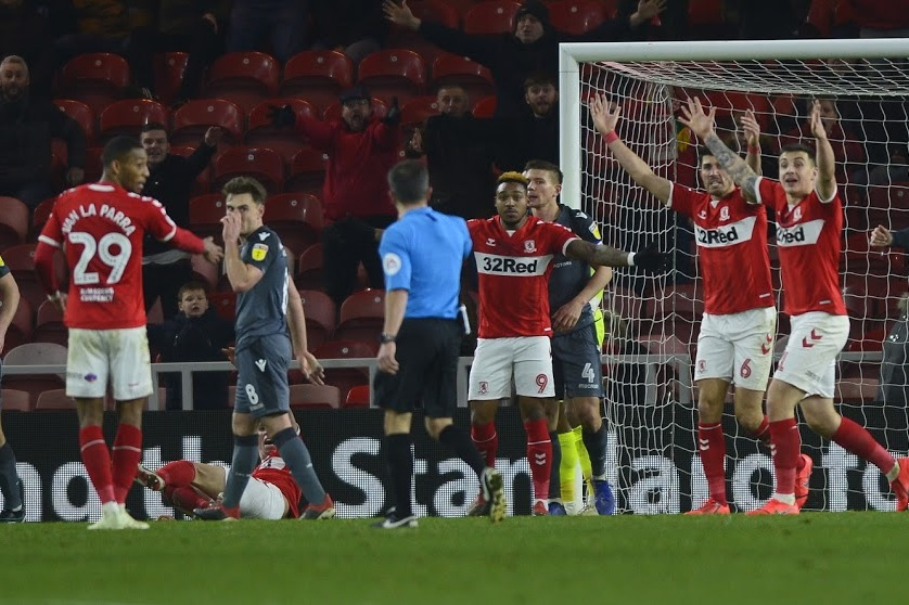 'In terms of both their general position and overall style of play, Middlesbrough are a team going nowhere fast'