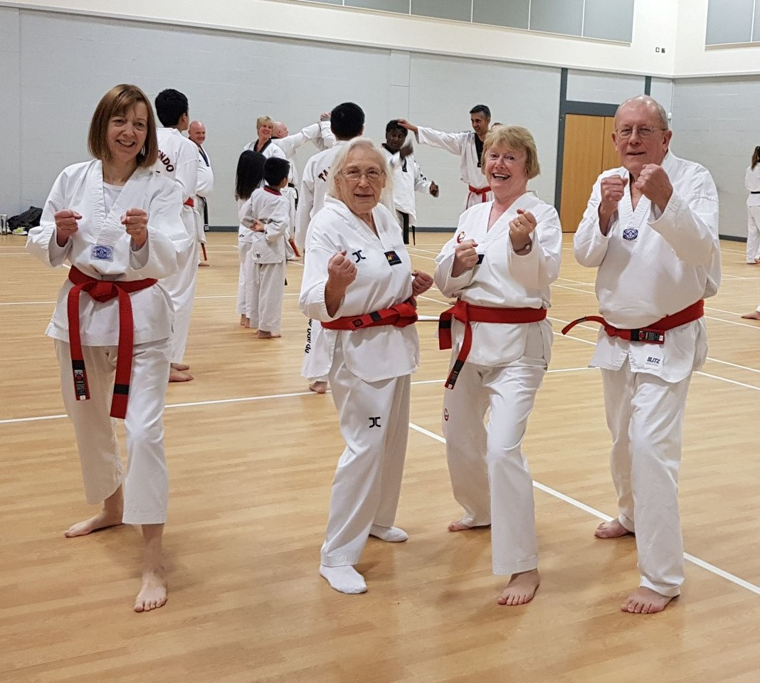 NEW CLASS: A new martial arts class for over 50s will be launched in Barnard Castle on Tuesday, January 29, 2019
