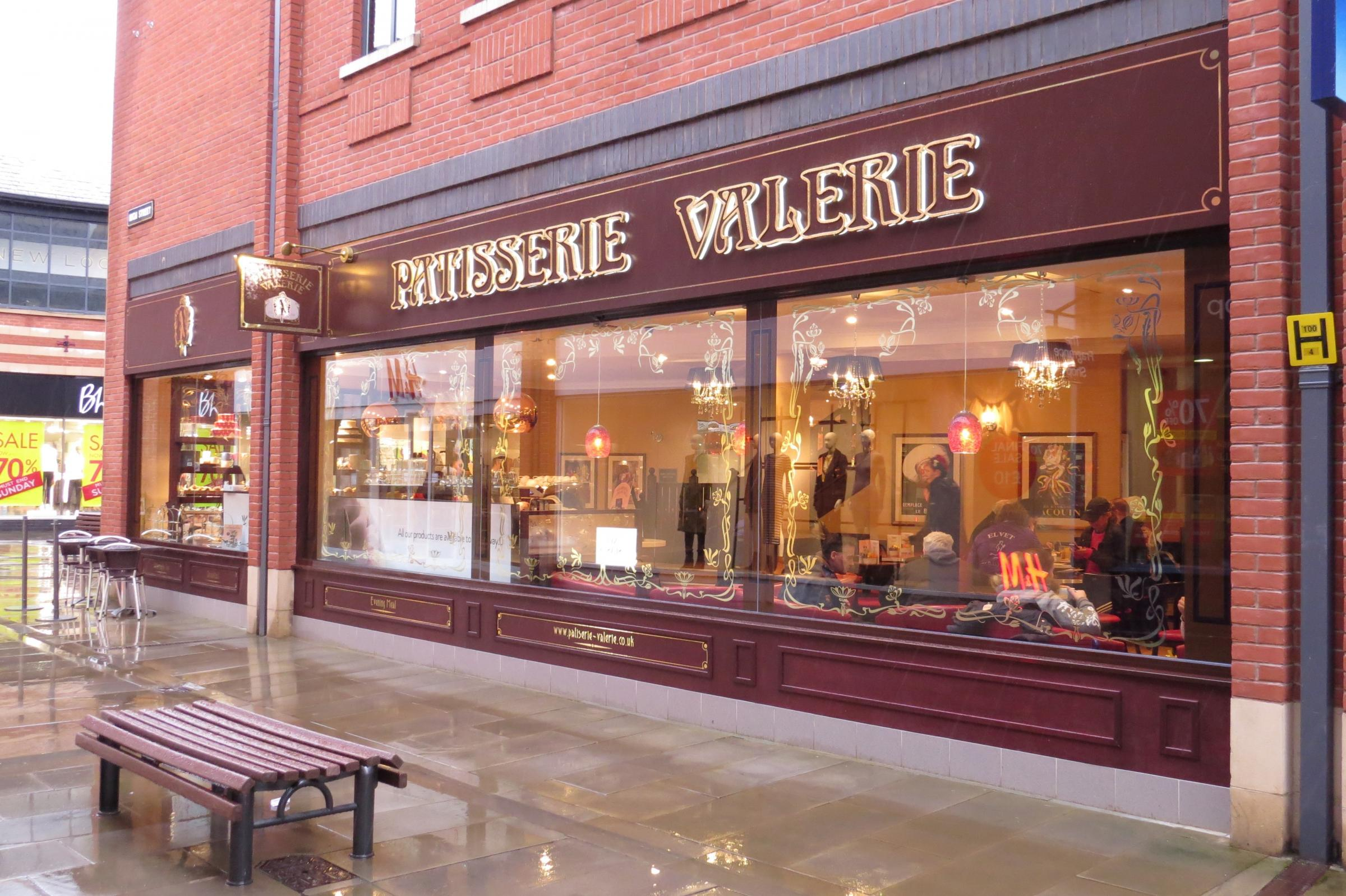 Patisserie Valerie, in the Prince Bishops shopping centre, Durham. Picture: MARK TALLENTIRE.