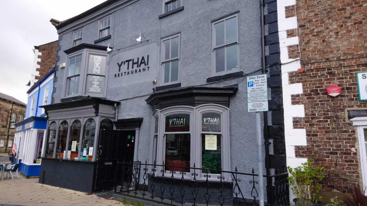 Restaurant Review A Good Idea To Try Ythai In Stokesley The