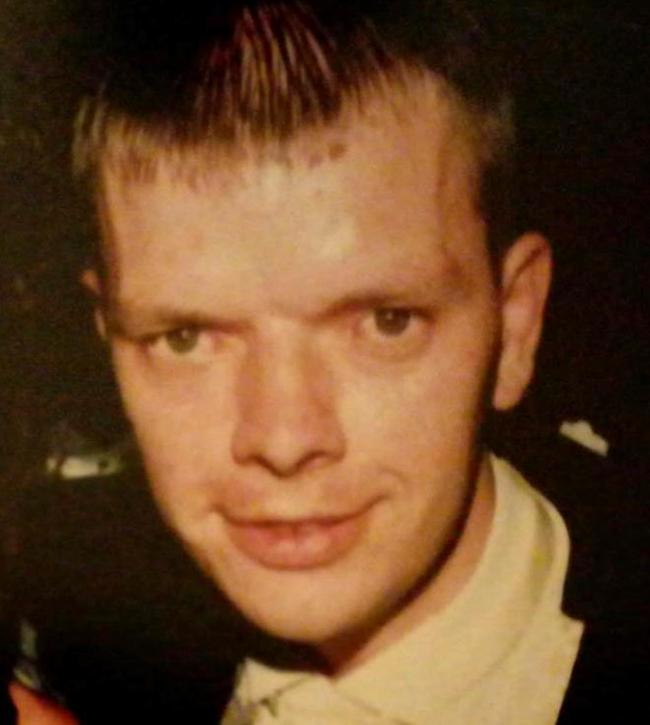 TRAGIC DEATH: David Moore, 45, died after being struck by a car near Stanley