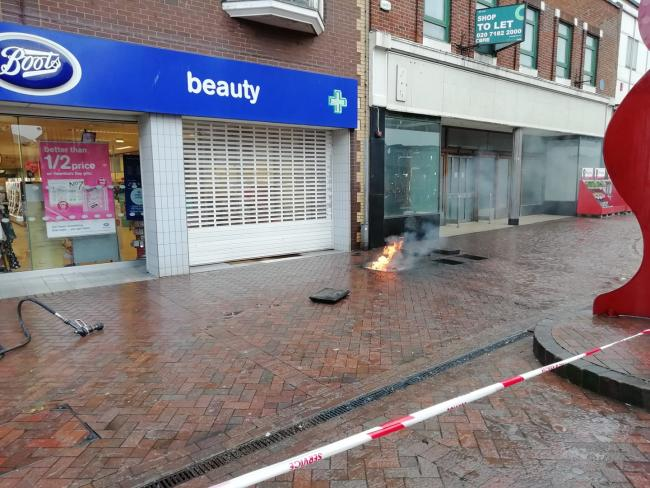 super popular 9b97b df8fe Fire 'under pavement' closes Boots store in Redcar | The ...