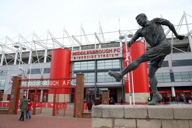 Middlesbrough meet Leeds again this weekend at the Riverside Stadium