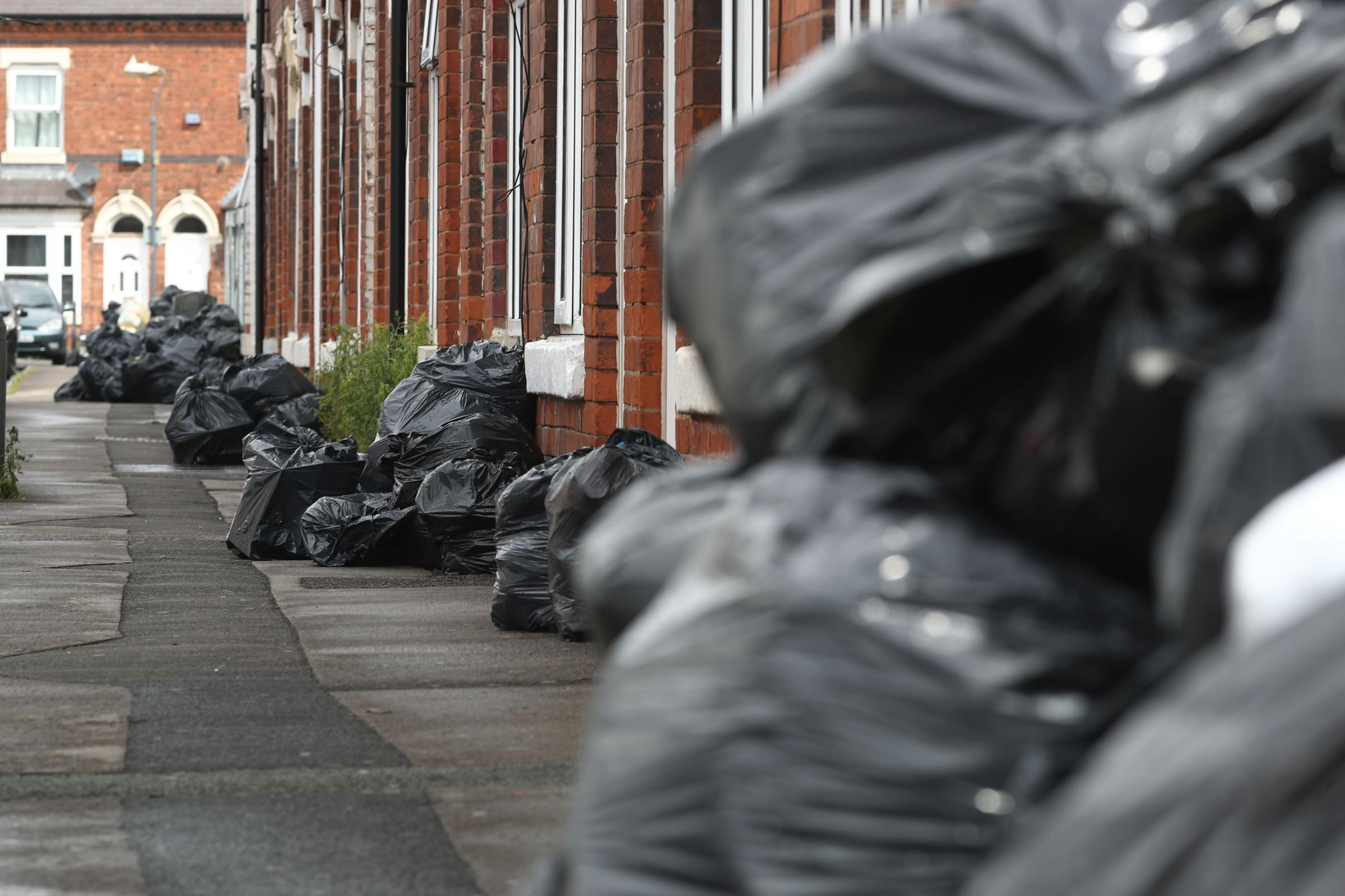 COUNCIL REMINDER: Ryedale District Council said household rubbish can be reduced