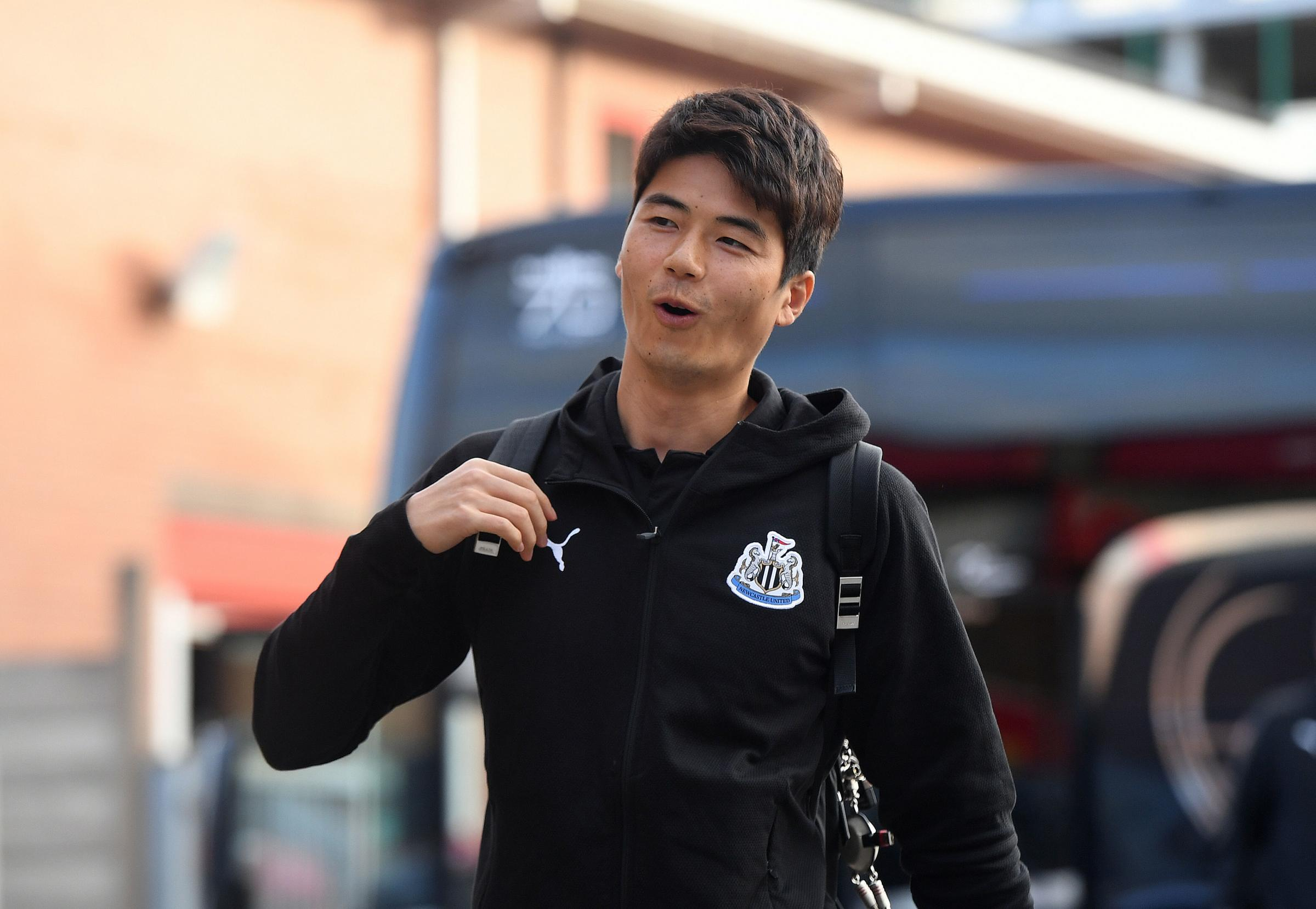 Newcastle's Ki Sung-yueng is back in contention for the games against Wolves. Picture: PA