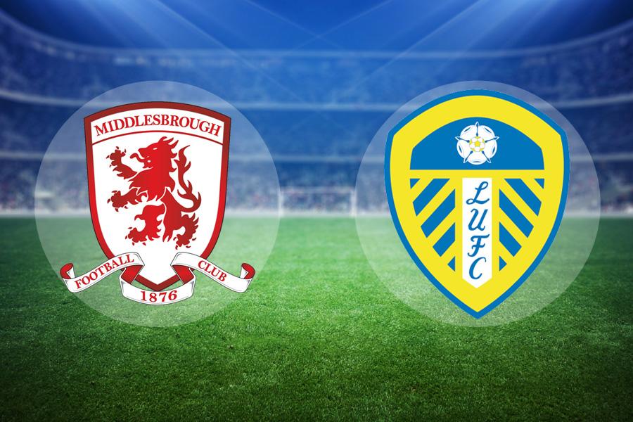LIVE: Middlesbrough 1 Leeds United 0