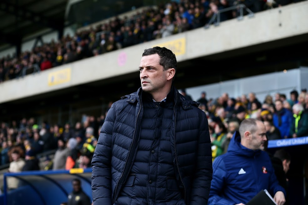 UNHAPPY: Sunderland manager Jack Ross (Picture: Leila Coker/MI News & Sport)
