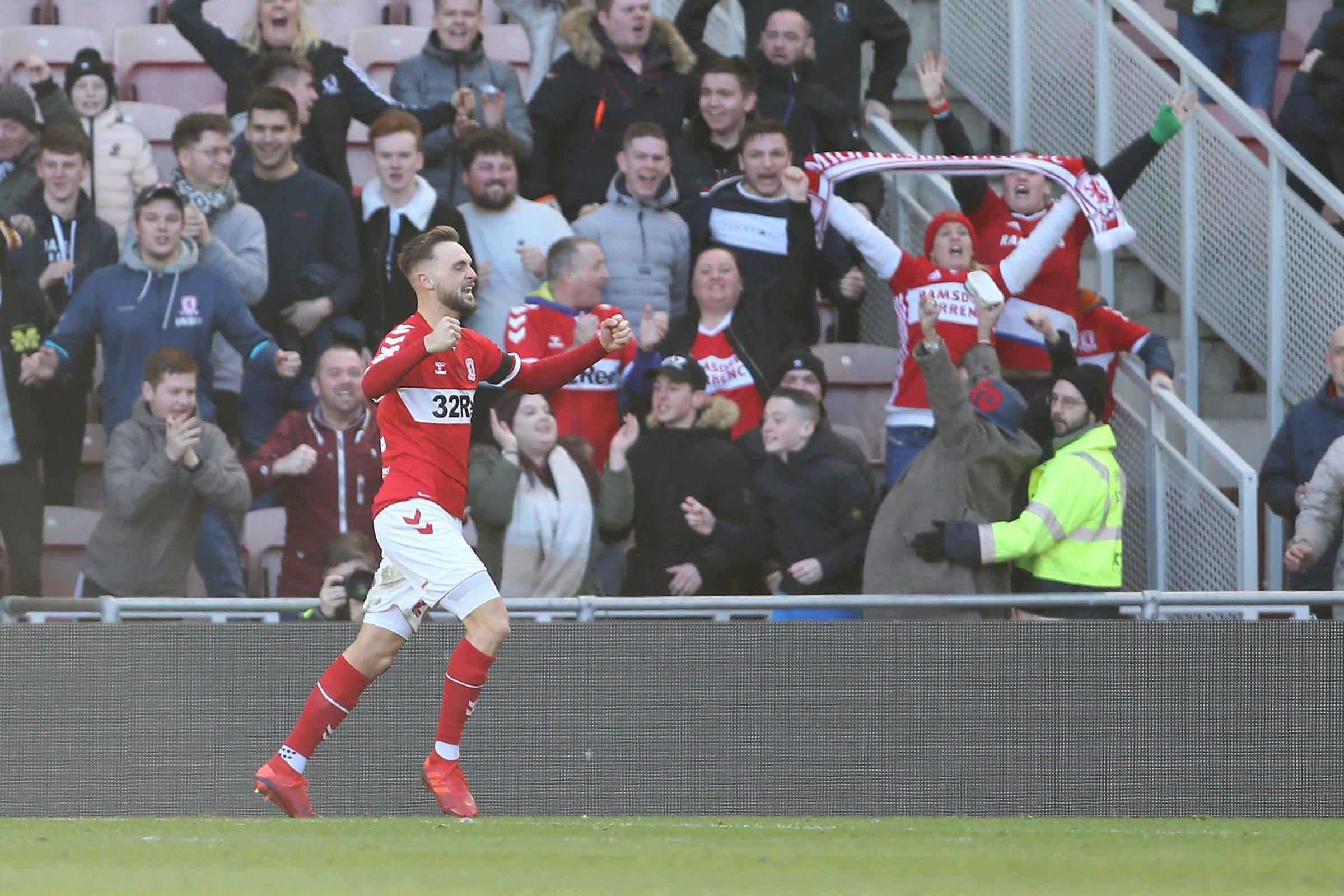 Boro hoping for a boost from Wing ahead of Blades trip