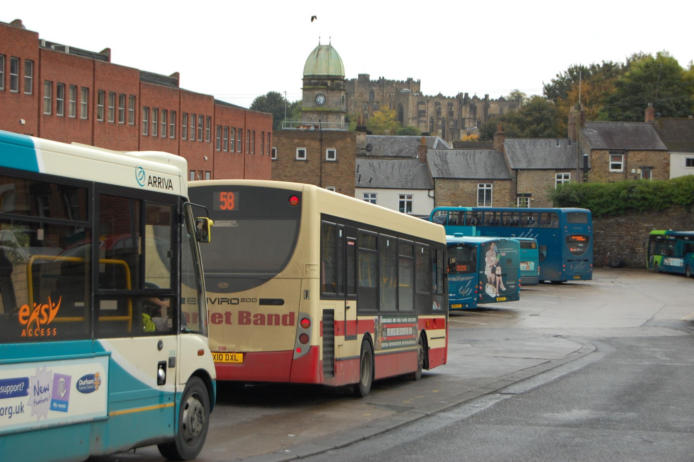 Plans are being made to carry out an £8m refurbishment of North Road bus station