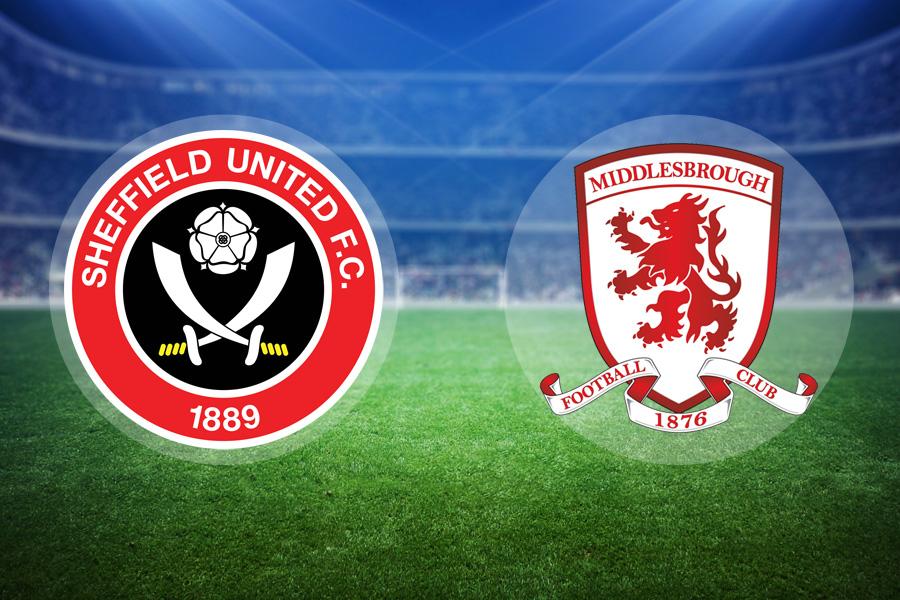 LIVE: Sheffield United 0 Middlesbrough 0