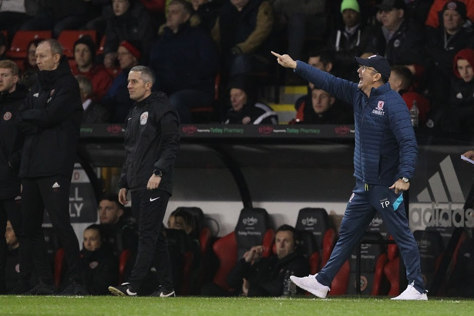 Tony Pulis: 'The referee should not have been refereeing that game'