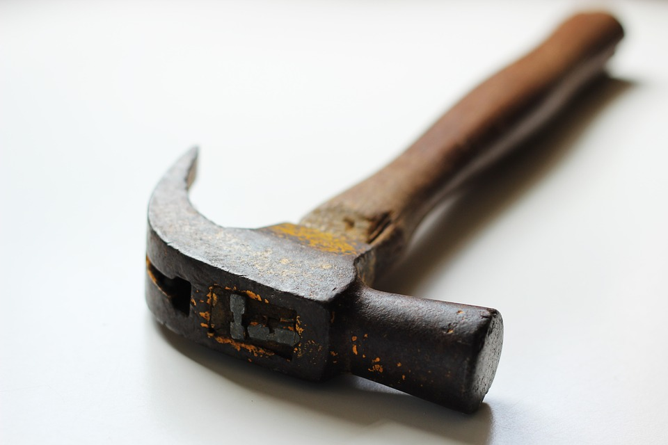 Brothers are facing lengthy prison sentences after a man was beaten almost to death with a hammer. Picture: Pixabay