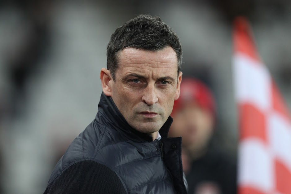 SELECTION ISSUES: Sunderland boss Jack Ross