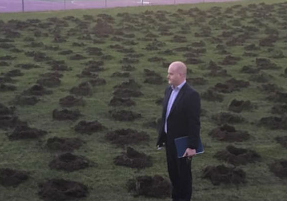 University plants 100s of trees across parkrun route; move causes frustration and disappointment for runners