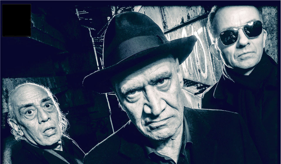 ON TOUR: Wilko Johnson with special guest Glenn Tillbrook will perform at The Tyne Theatre & Opera House