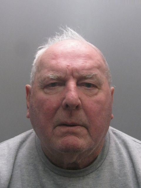 CHILD RAPIST: David Hughes has been jailed
