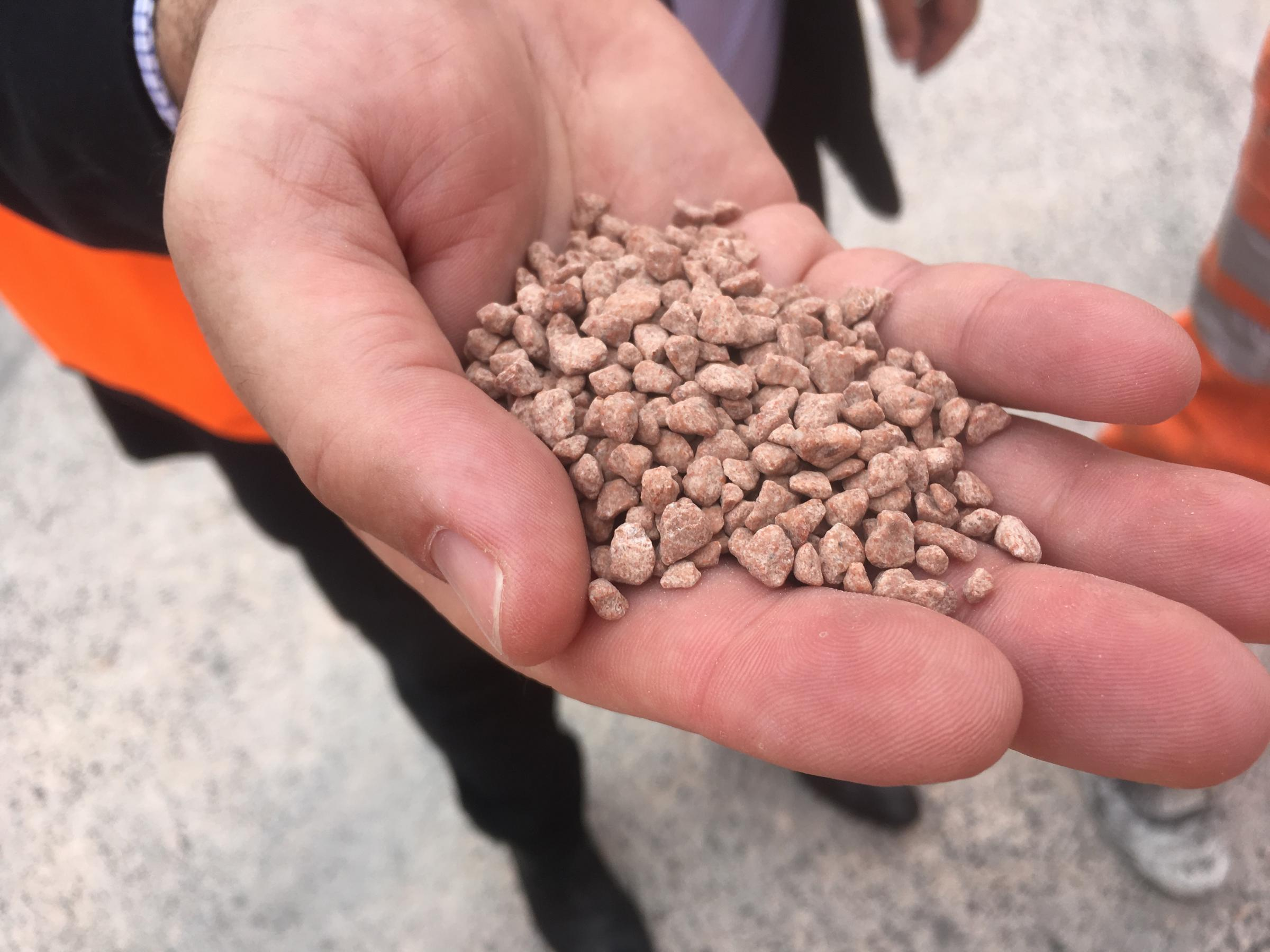 Boulby ramps up production of new fertiliser and creates new jobs