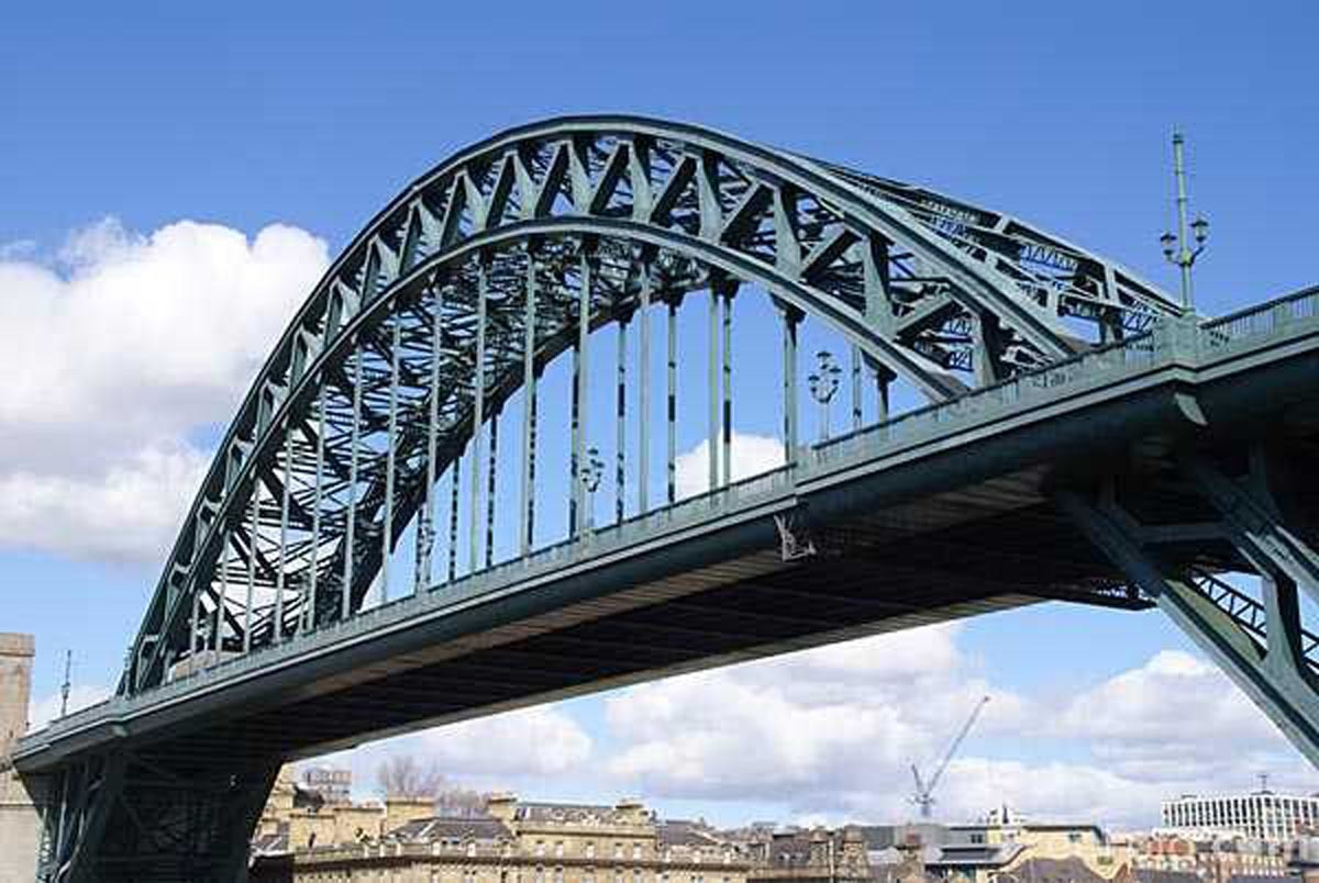TOLLS: Motorists could soon be forced to pay a toll in order to cross the River Tyne