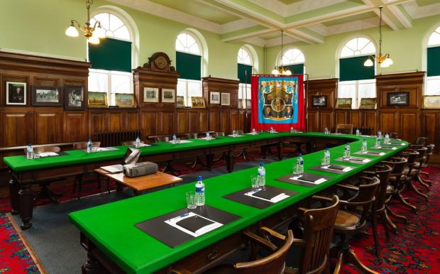 The Northern Echo: The Committee Room