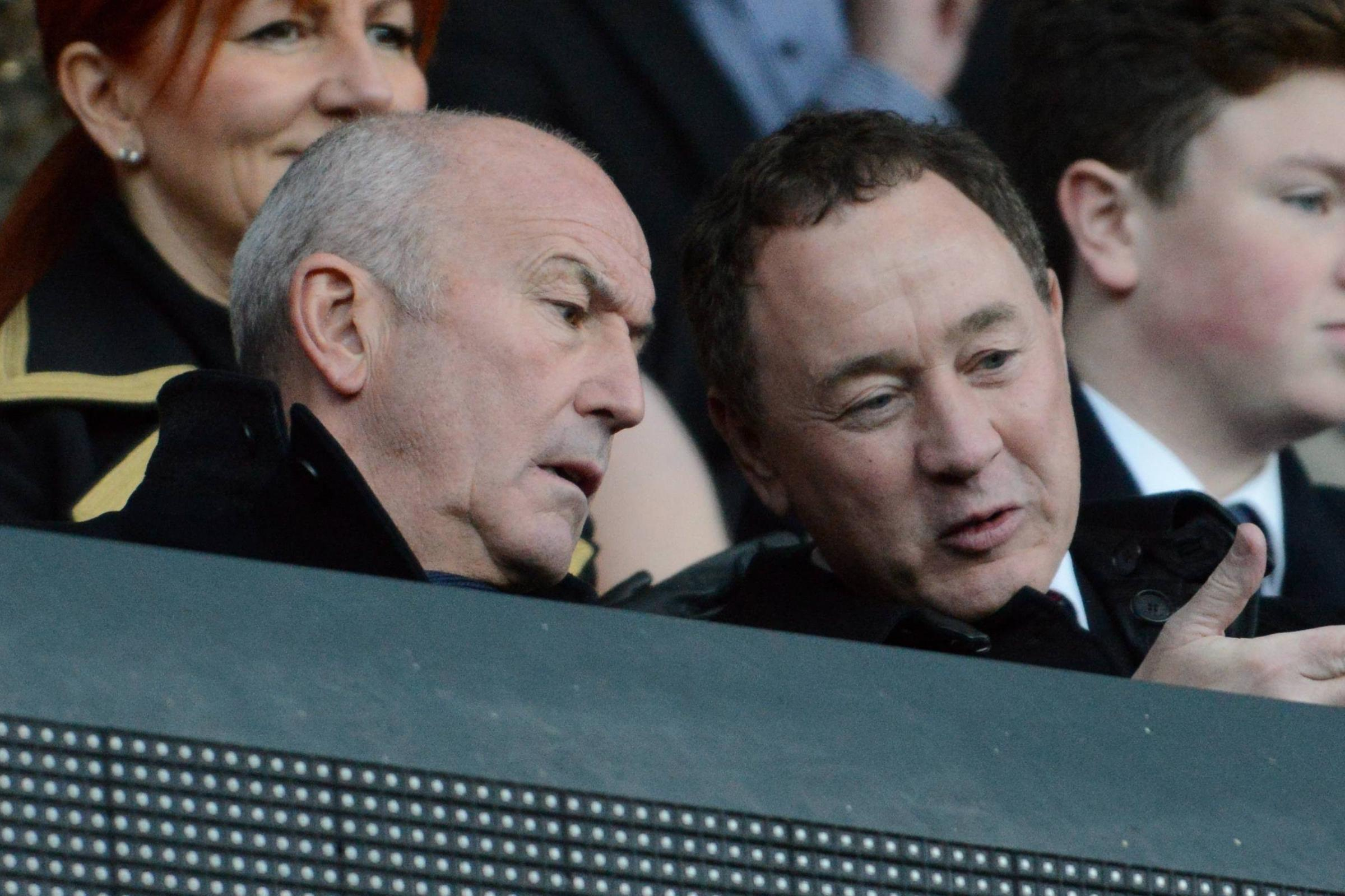 Pulis and Boro chief wants EFL to act on rivals