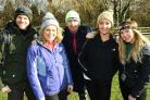 Staff from Hutton Rudby School are in training to tackle the three highest peaks in England, Scotland and Wales to raise charity funds in memory of businessman Russ Devereux